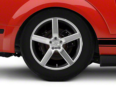 Niche Milan Silver Wheel - 20x10 (05-14 All)