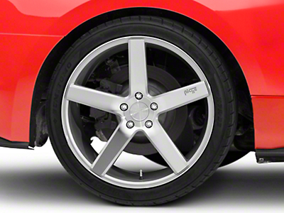 Niche Milan Silver Wheel - 20x10 (15-16 All)