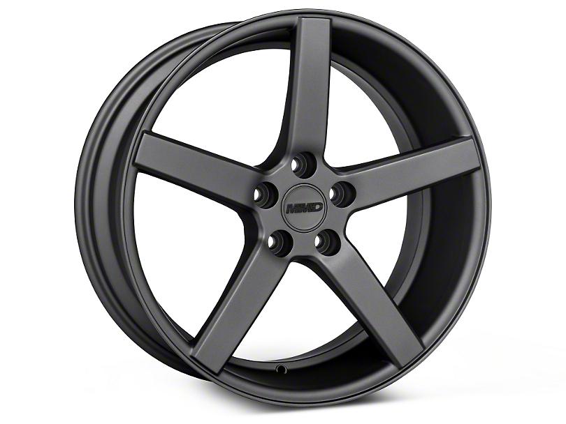 MMD 551C Charcoal Wheel - 19x8.5 (05-10 GT; 05-14 V6)
