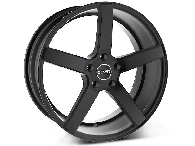 MMD 551C Matte Black Wheel - 19x8.5 (05-10 GT; 05-14 V6)