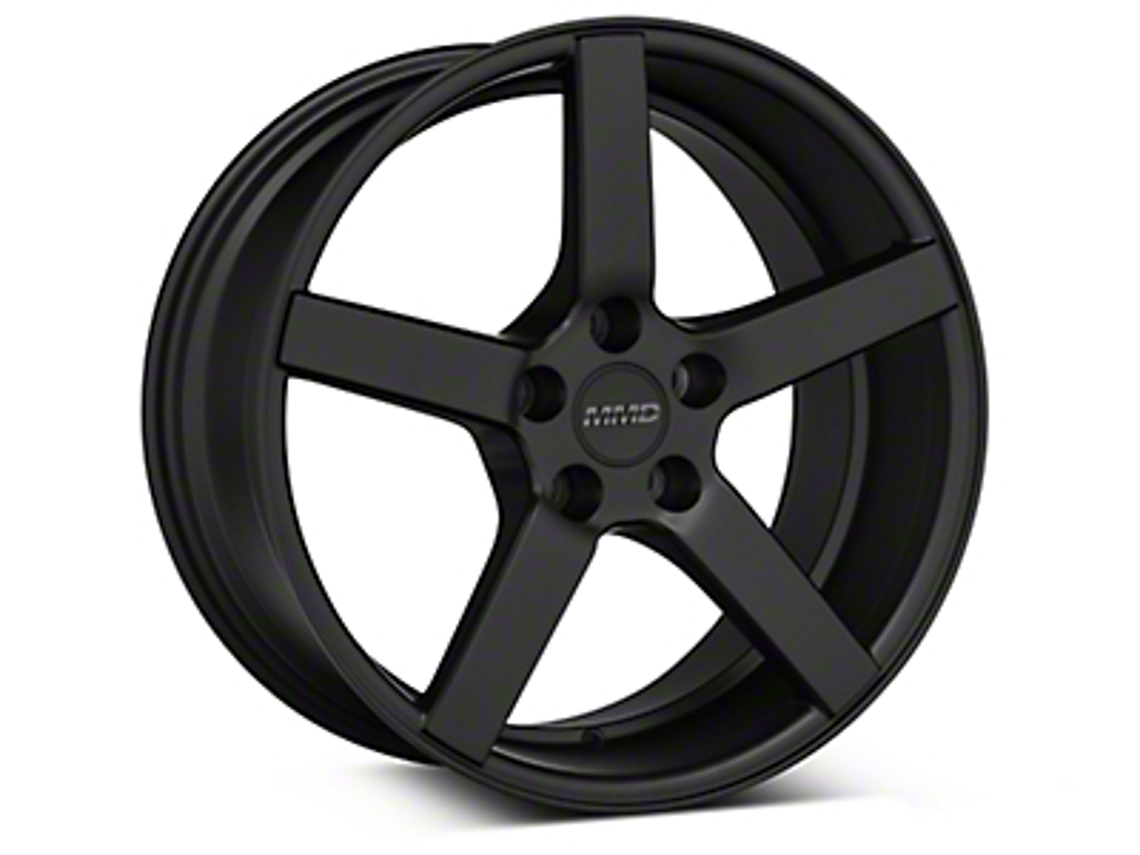 MMD 551C Matte Black Wheel - 19x10 (15-17 All)