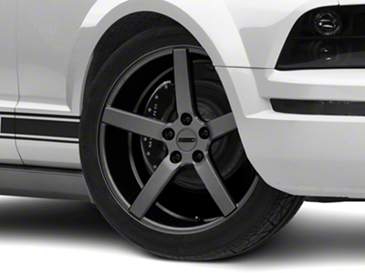 MMD 551C Charcoal Wheel - 20x8.5 (05-14 All)