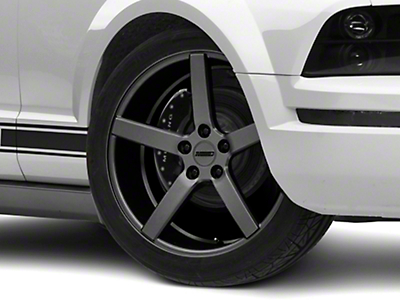 MMD 551C Charcoal Wheel - 20x8.5 (05-14 All)