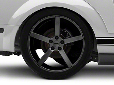 MMD 551C Charcoal Wheel - 20x10 (05-14 All)
