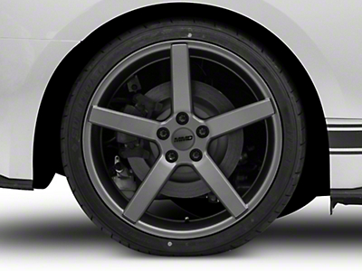 MMD 551C Charcoal Wheel - 20x10 (15-16 All)