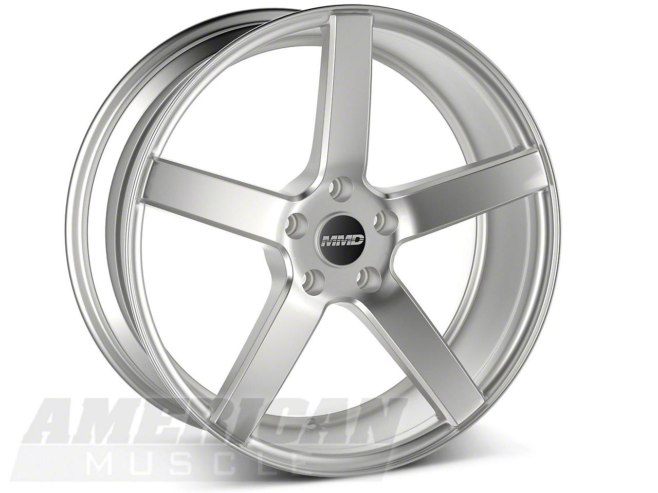 MMD 551C Silver Wheel - 20x8.5 (05-14 All)