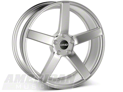 MMD 551C Silver Wheel - 20x10 (05-14 All)