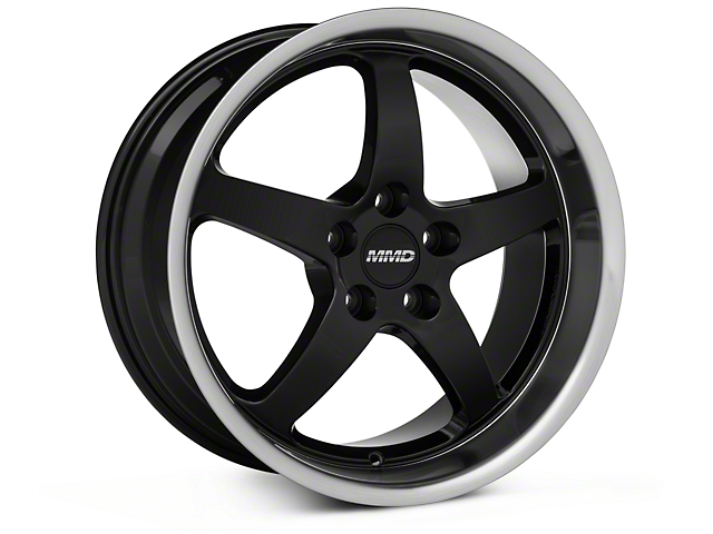 MMD Kage Black Wheel - 18x9 (05-14 V6; 05-10 GT)