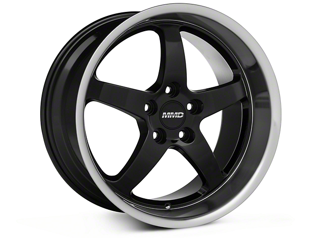 MMD Kage Black Wheel - 18x10 (05-14 V6; 05-10 GT)