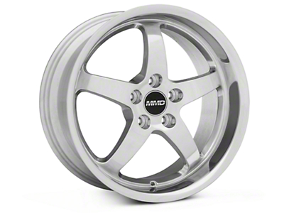 MMD Kage Polished Wheel - 18x9 (05-14 V6; 05-10 GT)