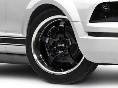 MMD Kage Black Wheel - 19x8.5 (05-14 GT,V6)