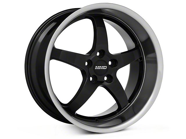 MMD Kage Black Wheel - 19x10 (05-14 GT,V6)
