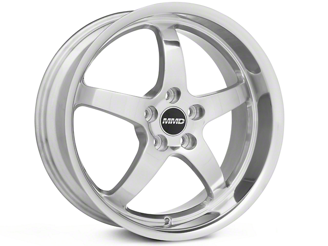 MMD Kage Polished Wheel - 19x8.5 (05-14 GT,V6)