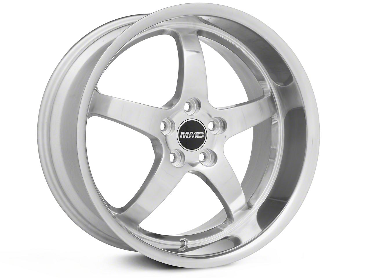 MMD Kage Polished Wheel - 19x10 (05-14 GT,V6)
