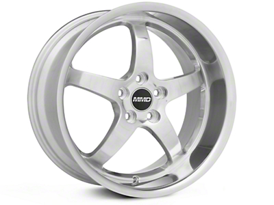 MMD Kage Polished Wheel - 19x10 (05-14 GT,V6)