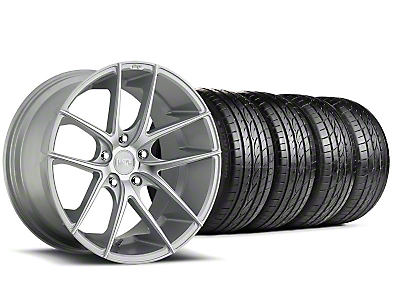 Niche Targa Matte Silver Wheel & Sumitomo Tire Kit - 19x8.5 (05-14 All)