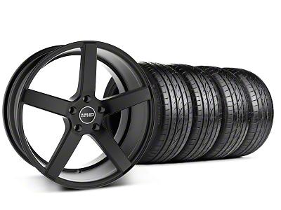 MMD 551C Black Wheel & Sumitomo Tire Kit - 19x8.5 (05-14 All)