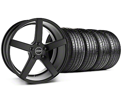 MMD 551C Black Wheel & Sumitomo Tire Kit - 19x8.5 (05-14 All)