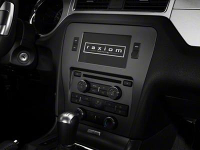 Raxiom OE-Style GPS Navigation w/ Bluetooth & Back-Up Camera - Sync (10-14 All)