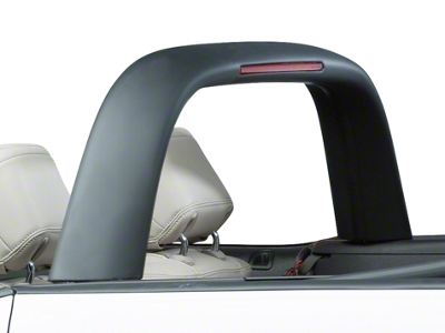 CDC Convertible Lightbar w/ Interior Dome Light - Charcoal (05-14 GT, V6, GT500)
