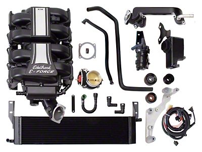 Edelbrock E-Force Competition Supercharger - Tuner Kit (05-09 GT)
