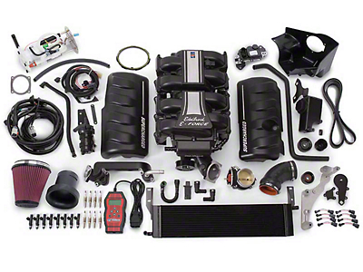 Edelbrock E-Force Stage 2 Track Supercharger - Complete Kit (05-09 GT)