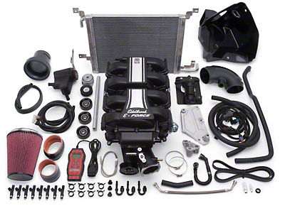 Edelbrock E-Force Stage 2 Track Supercharger - Complete Kit (11-14 GT)