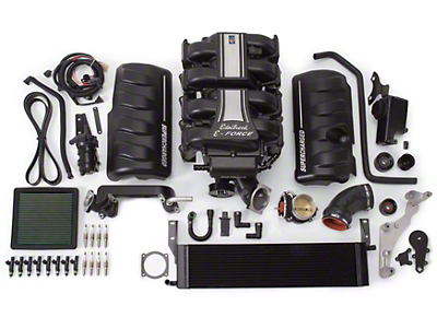 Edelbrock E-Force Stage 3 Professional Supercharger - Tuner Kit (11-13 GT)