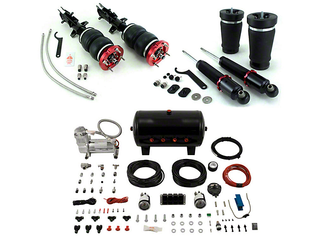 Air Lift Complete Suspension Kit - Manual (05-14 All)