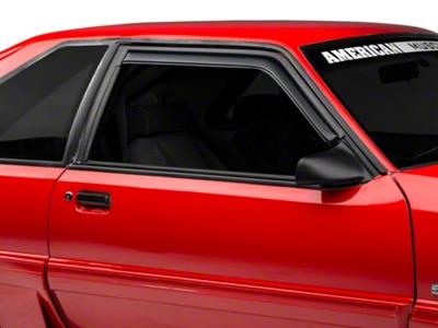 AVS Smoked Ventvisors - Coupe (88-93 All)