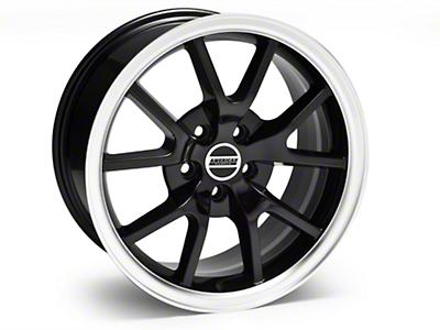 Black FR500 Wheel - 18x9 (05-12 All)