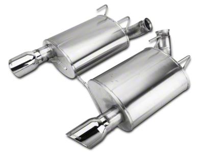 Corsa Sport Axleback Exhaust (11-12 GT500)