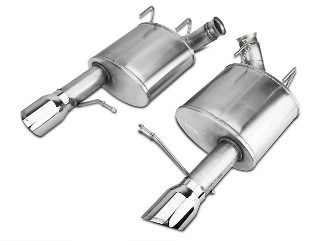 Corsa Sport Axleback Exhaust (11-14 GT, BOSS)