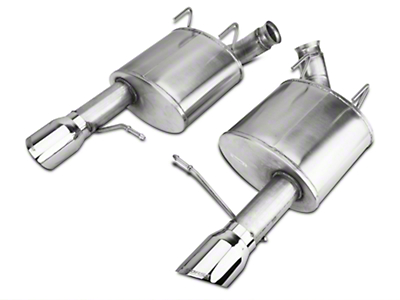 Corsa Sport Axle-Back Exhaust (11-14 GT, BOSS)