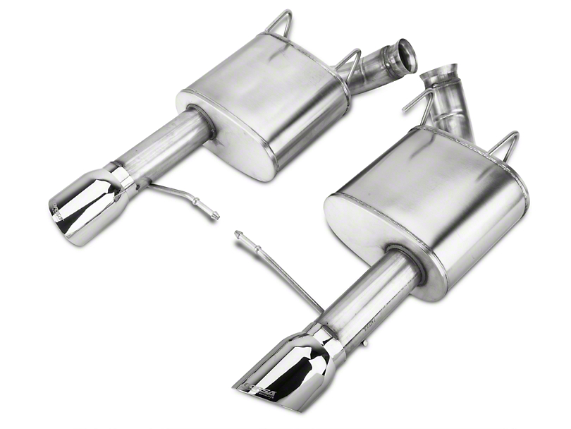 Corsa Xtreme Axle-Back Exhaust (11-14 GT, BOSS)