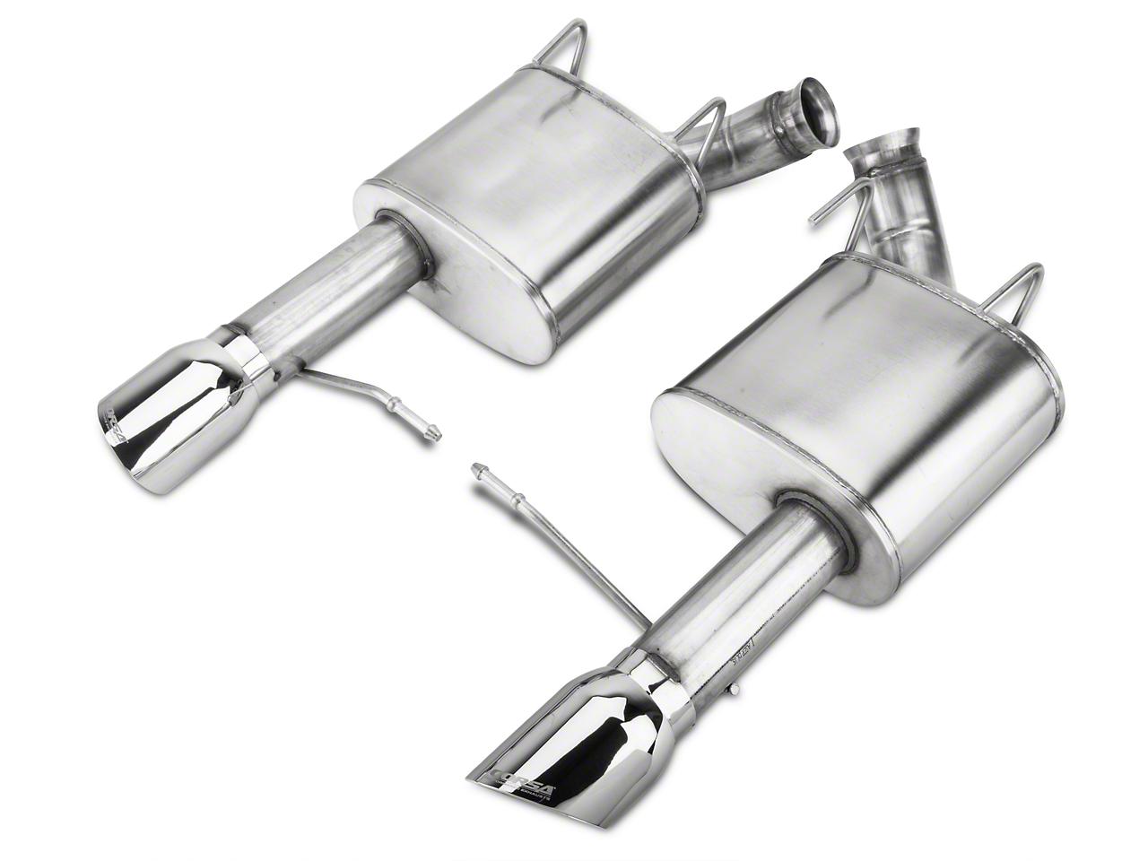 Corsa Xtreme Axleback Exhaust (11-14 GT, BOSS)