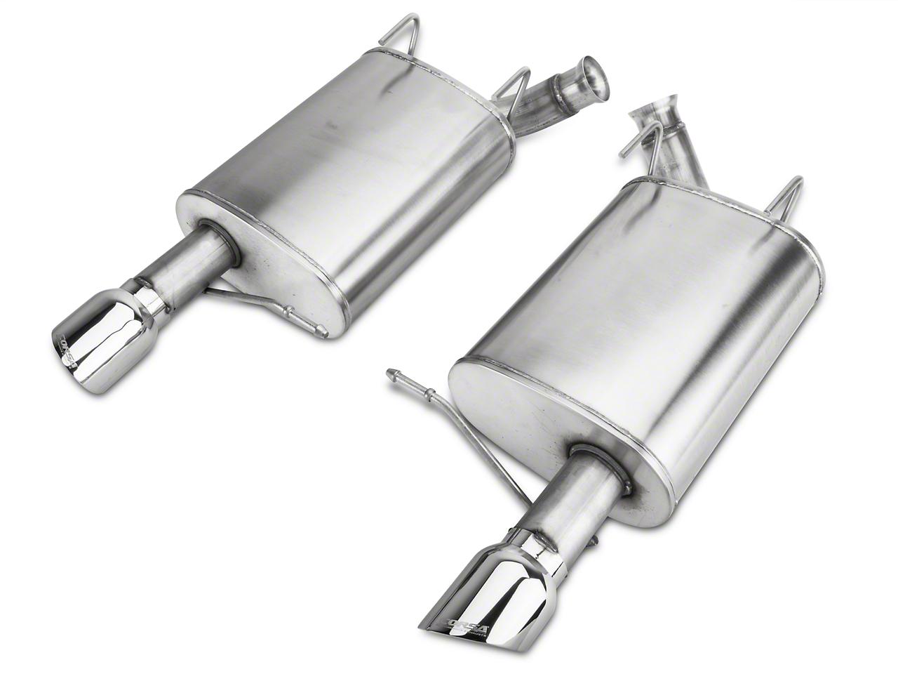 Corsa Sport Axleback Exhaust (11-14 V6)