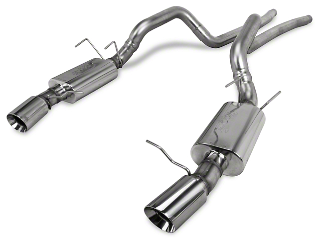Kooks Performance Cat-Back Exhaust (11-14 GT, BOSS; 11-12 GT500)