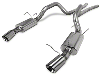 Kooks Performance Catback Exhaust (11-14 GT, BOSS)