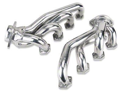MAC Ceramic Unequal Length Shorty Headers for GT-40P Heads (94-95 5.0L)