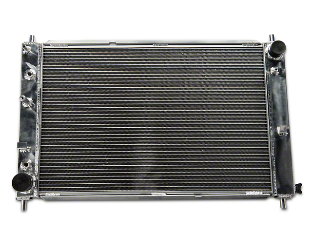 SR Performance Aluminum Radiator - Automatic (97-04 GT, Mach 1)