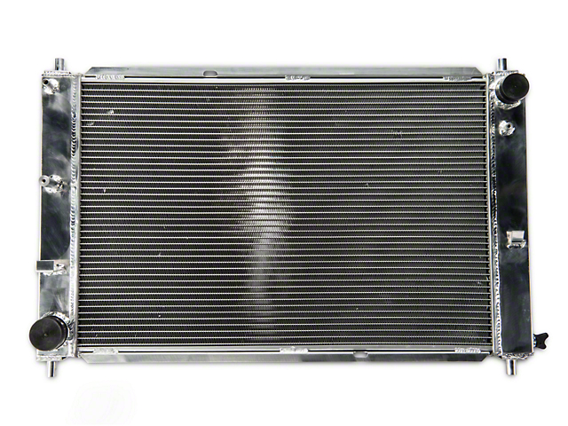 SR Performance Aluminum Radiator - Manual (97-04 GT, Mach 1; 97-01 Cobra)