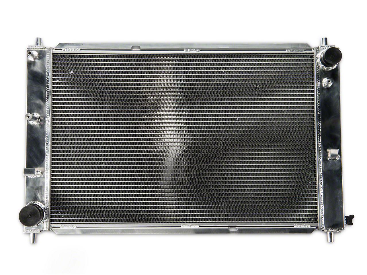SR Performance Aluminum Radiator - Manual (97-04 GT, Mach 1; 97-01 Cobra)