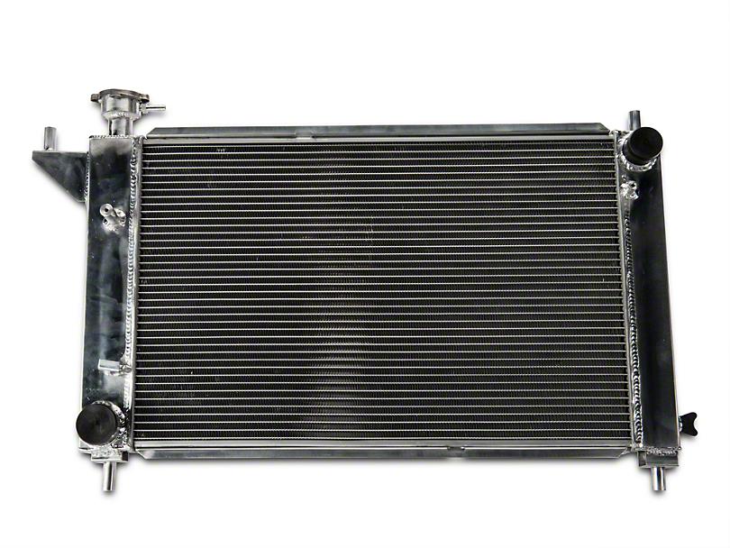 sr performance mustang aluminum radiator 100526 94 95 all. Black Bedroom Furniture Sets. Home Design Ideas