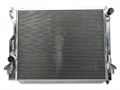 SR Performance Aluminum Radiator - Manual (05-14 All)