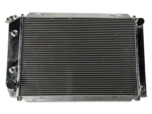 SR Performance Aluminum Radiator - Automatic (79-93 5.0L)