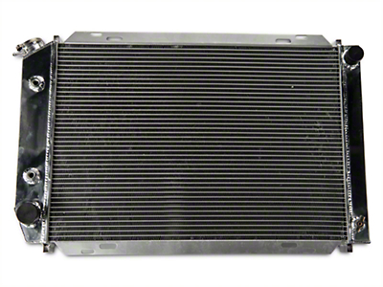 SR Performance Aluminum Radiator - Automatic (79-93 5.0L)
