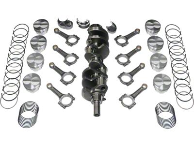 Scat Stroker Series 9000 331 ci Street-Strip Rotating Assembly (79-95 5.0L)