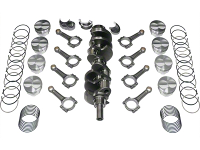 Scat Stroker Series 9000 347 ci Street-Strip Rotating Assembly (79-95 5.0L)