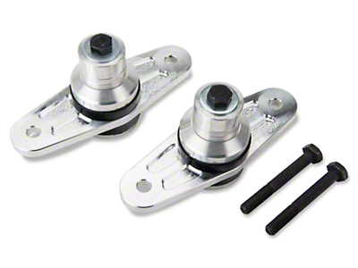SR Performance Billet Aluminum Adjustable Motor Mounts (05-14 GT)